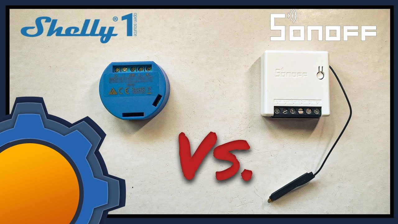 Sonoff Mini Vs Shelly 1 - Which One Is Better