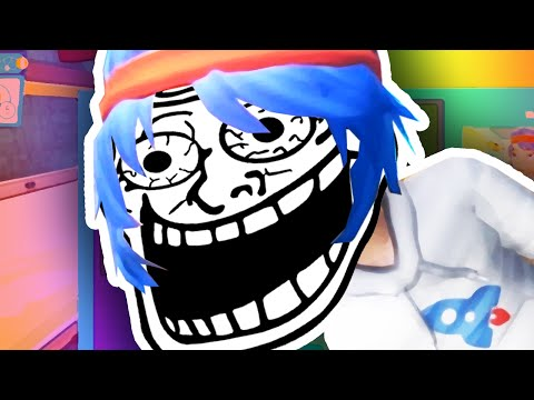 OUR FIRST HATER TROLL!!  YouTuber's Life 6