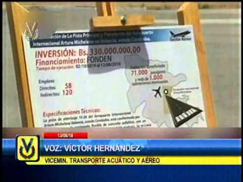 Aeropuerto de Valencia cerrado temporalmente por trabajos de remodelación