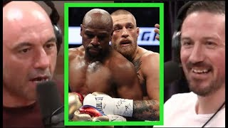 Joe Rogan - Conor's Coach on the Mayweather Fight