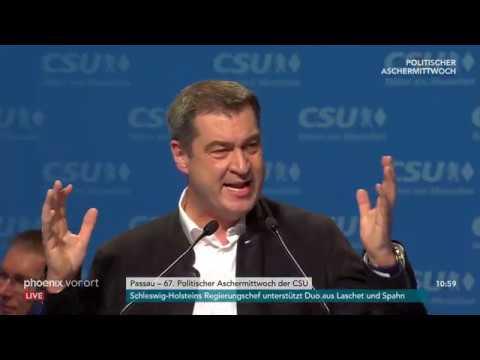 Rede Markus Söder