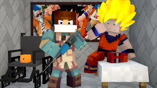 Minecraft: CIRURGIA NO GOKU  - (Dragon Ball Minecraft)