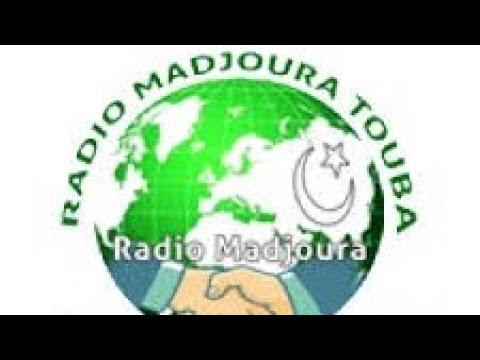 01 Réponses Aux Questions par 'ustadh Ishaka Sylla Touba sur Radio Madjoura Nour-dine Touba