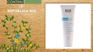 Balsam de par cu ceai verde si jojoba Ecocosmetics, bio, 125 ml(, 2016-08-11T08:10:51.000Z)