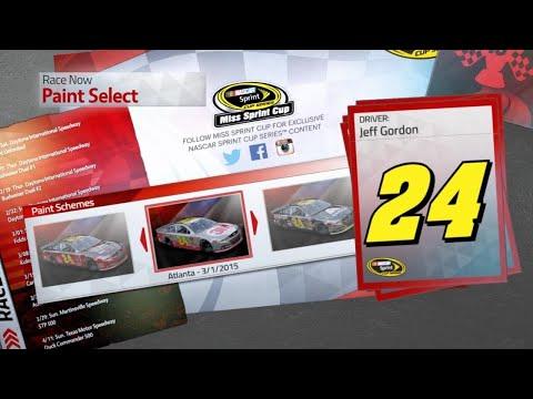 NASCAR '15 - Jeff Gordon @ Indy