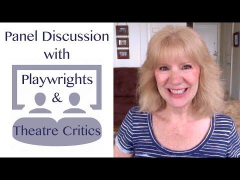 Playwrights & Theatre Critics at San Francisco Playhouse