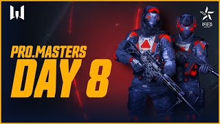 Турнир Warface PRO.Masters. Day 8