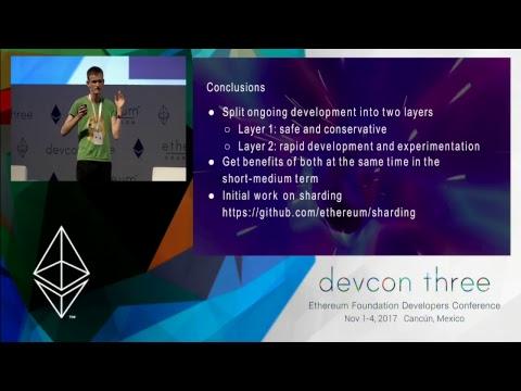 Devcon3 Day 1 Stream