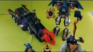 Lego Reviews S1E18:(70642) Killow v.s. Samurai X
