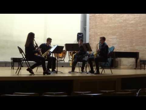 Celtic Collage (Popular)  Cuarteto Saxos