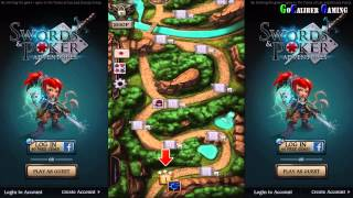 Swords & Poker Adventures Android iOS Gameplay