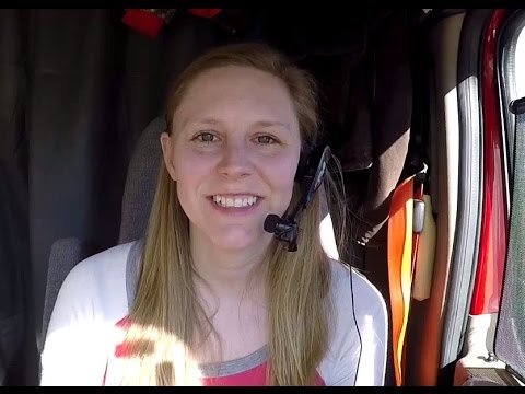 Truck Talk 3: Women in Trucking and My Training Experience