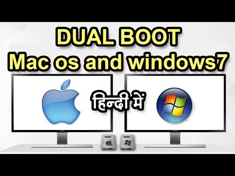 Dual Boot Of Macbook Pro And Makbook Air (Mac Os And Windows7, Windows 8, Windows 10 By Bootcamp)