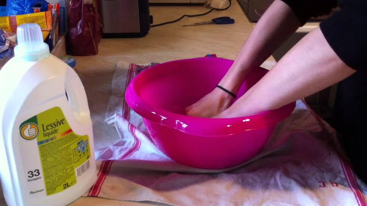 Laver ses v tements la main entretien linge maison for Assouplissant linge fait maison