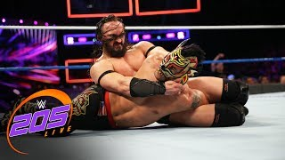 Lince Dorado vs. Neville: WWE 205 Live, July 4, 2017