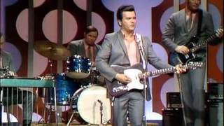 Download Conway Twitty - Hello Darlin' (Live The Johnny Cash TV Show 1971).avi MP3 song and Music Video