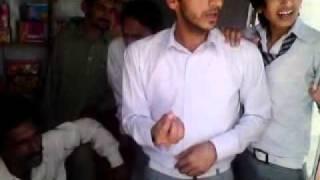 Nabeel Butt Kharian  College Canteen ka Audit