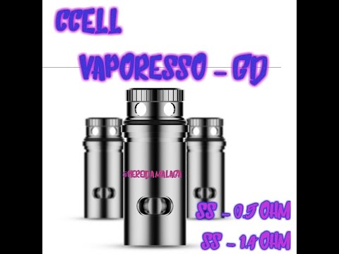 How to clean Guardian tank ceramic coil Vaporesso CCELL GD/tutorial limpiar ceramica resistencia