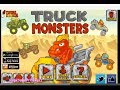 Car Games Online - Truck Monsters Game - Racing Games - Free Games