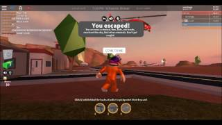 Robbing Bank + Lamborghini! (Jailbreak! Beta) Roblox!