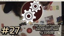 Escape Game für Zuhause im Test: Die Adventure-Treff Show #27