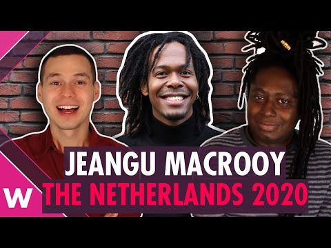 Jeangu Macrooy | The Netherlands Eurovision 2020 singer (REACTION)