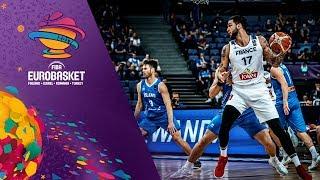 France v Iceland - Full Game - FIBA EuroBasket 2017