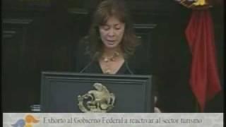 20 mayo 09 Senadora Beatriz Zavala Peniche