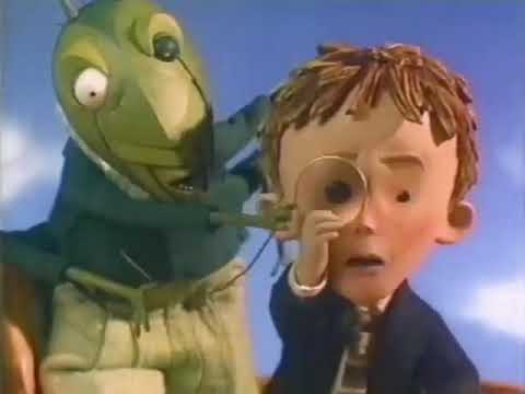 Download James and the Giant Peach (1996) - VHS Spot 2