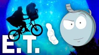 E.T., l'extra-terrestre de Steven Spielberg : l'analyse de M. Bobine