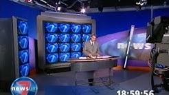 TV3 Schweiz Sendestart (1999) - Erste News mit Franz Fischlin
