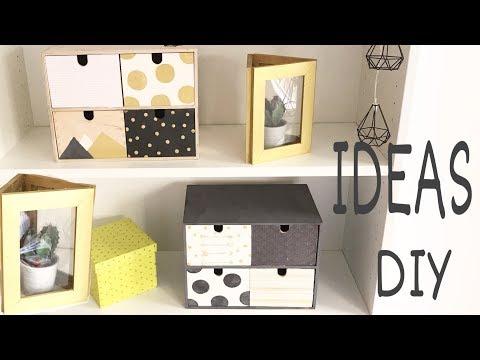 diy 6 Ideas y trucos para decorar fácil y low cost