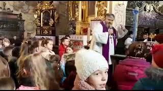 Charbel TV-Kazanie dla dzieci-rekolekcje w Opatowie 15.12.2019