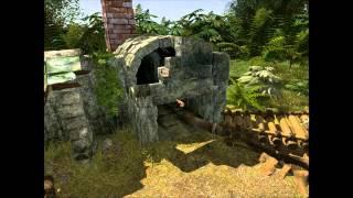 Retour sur l'île mystérieuse ep2 - Les singes