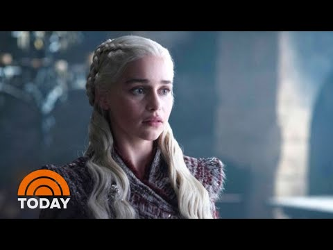 'Game Of Thrones' Finale Sends Viewers Into A Frenzy | TODAY