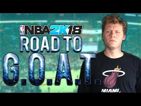 JORDAN VS. JORDAN TO ADVANCE! CAN WE DO IT? NBA 2K18 ROAD TO GOAT #2