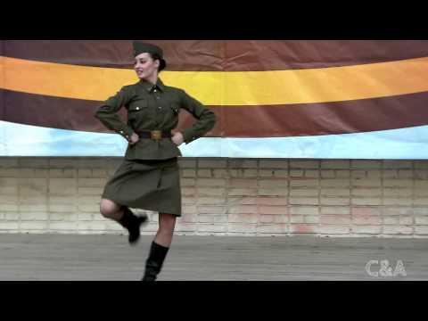 Katyusha dance War