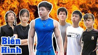Phim Ngắn - Biến Hình - Động Lực Tập Gym - Kiên Hư Hỏng