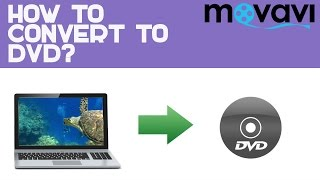 How to Convert a Video to a DVD Compatible Format? | Movavi Video Converter(How to convert any video to a DVD compatible format? With Movavi Video Converter, you can easily convert video files in MP4, MKV, AVI, MOV and other ..., 2015-07-14T10:19:48.000Z)