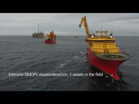 DeepOcean SURF project - Maria Marine Operations
