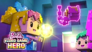 What Would Barbie Do? | Barbie Video Game Hero | Barbie