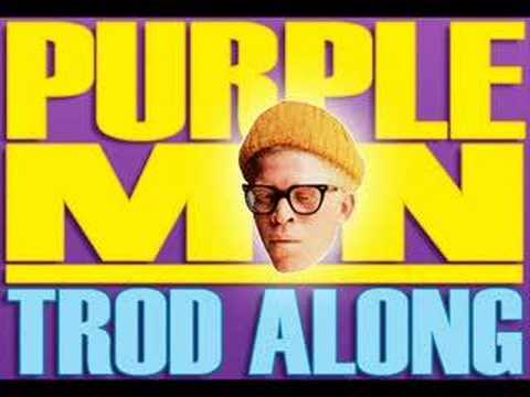 Purpleman - Trod Along Mixed By The Scientist
