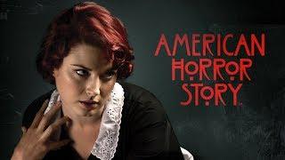 AHS - Все Сезоны в Одной Вселенной! |Общие персонажи и сюжетные линии Американской Истории Ужасов