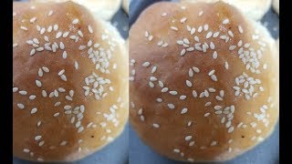Burger Buns | Egg less Burger Buns | Super Soft Bakery Style Breads | Easy Cooking With Shazia