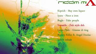 Quick Fix Riddim Mix [April 2011]