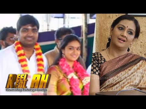 Keerthi Suresh Mother Menaka Angry With Comedy Actor Sathish