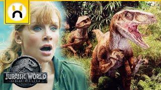 The Truth Behind Isla Sorna's Second Expedition   Jurassic World Fallen Kingdom