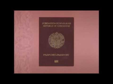 Узбекистанцы, живущие за рубежом, смогут получить загранпаспорт в диппредставительствах