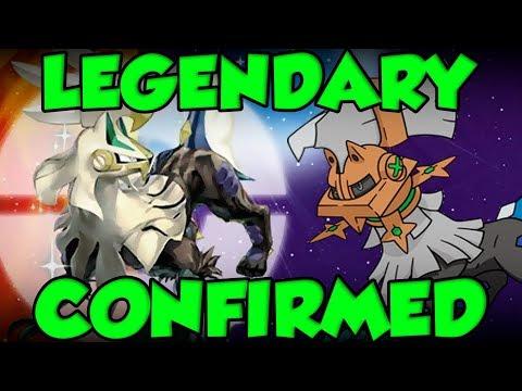 Silvally CONFIRMED As A Legendary Pokemon