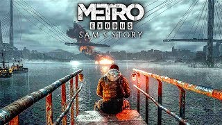 METRO EXODUS Sam's Story All Cutscenes Movie (2020) HD